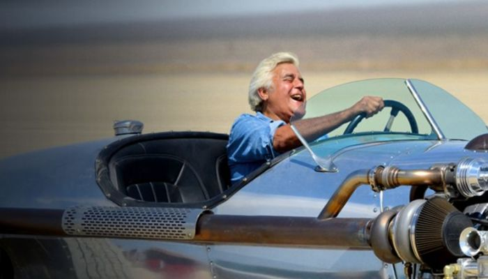 Jay Leno's Garage' Renewed For Season 5 By CNBC + Premiere
