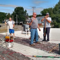 Building and Grounds Crew Getting Involved at Renew Church
