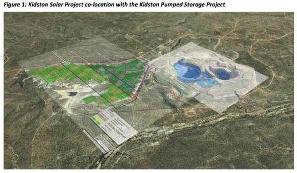 Genex solar + pumped hydro project clears another hurdle ...