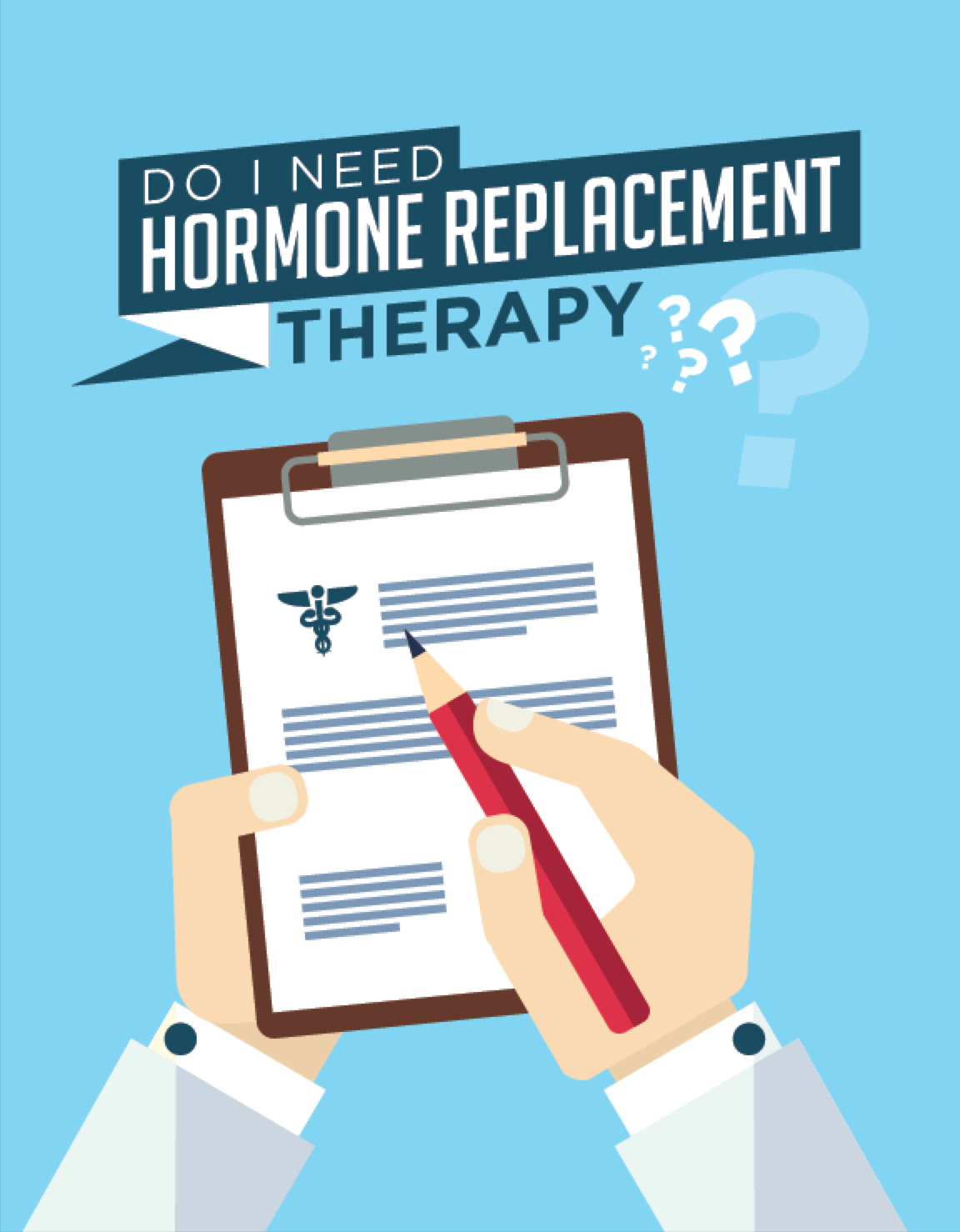 Hormone Replacement Therapy Or Hrt For Weight Loss