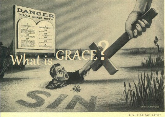 WHAT IS GRACE PIC