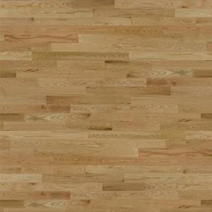 Red Oak Solid Excel Natural Hardwood Flooring - Natural