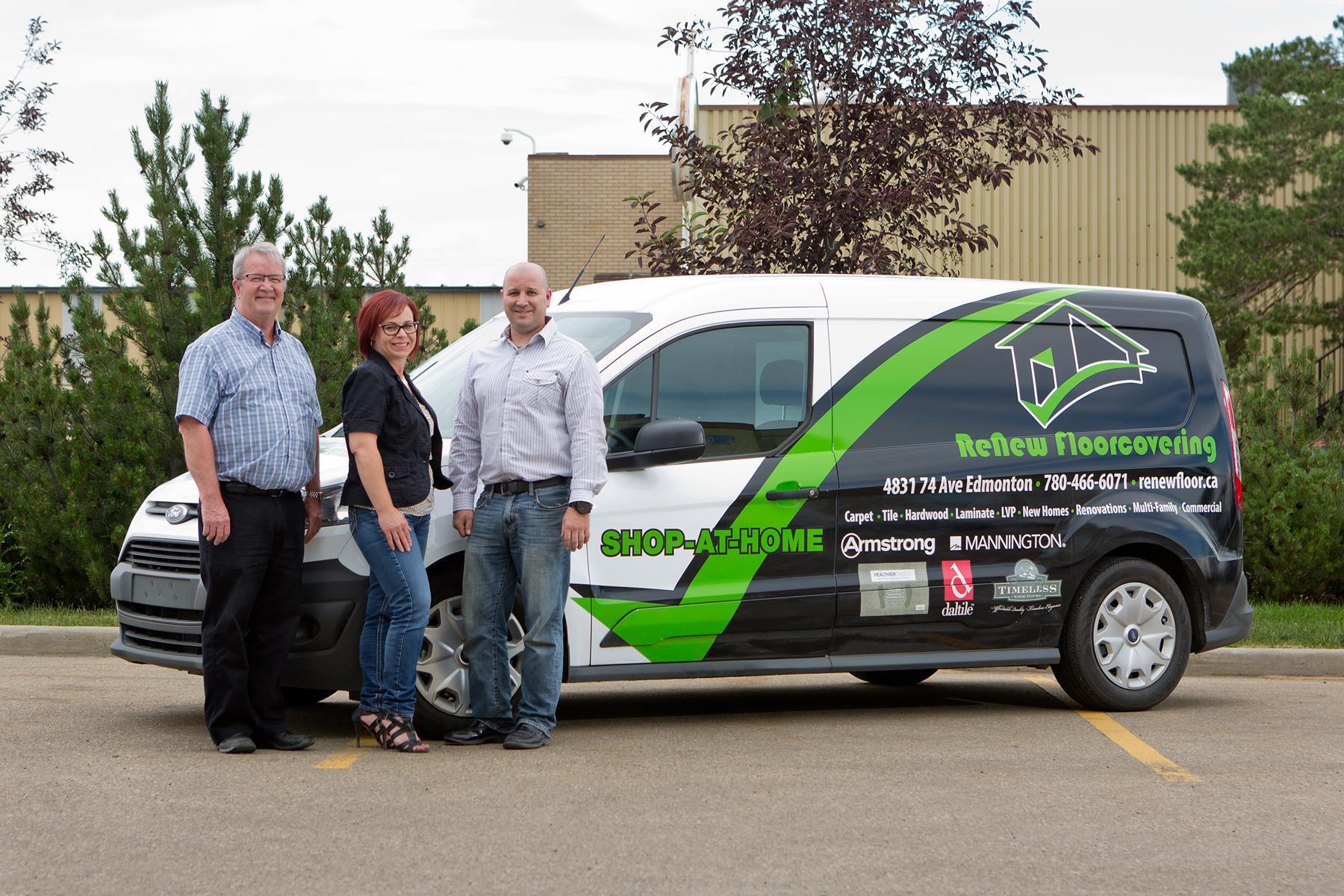 ReNew Flooring Shop At Home Service