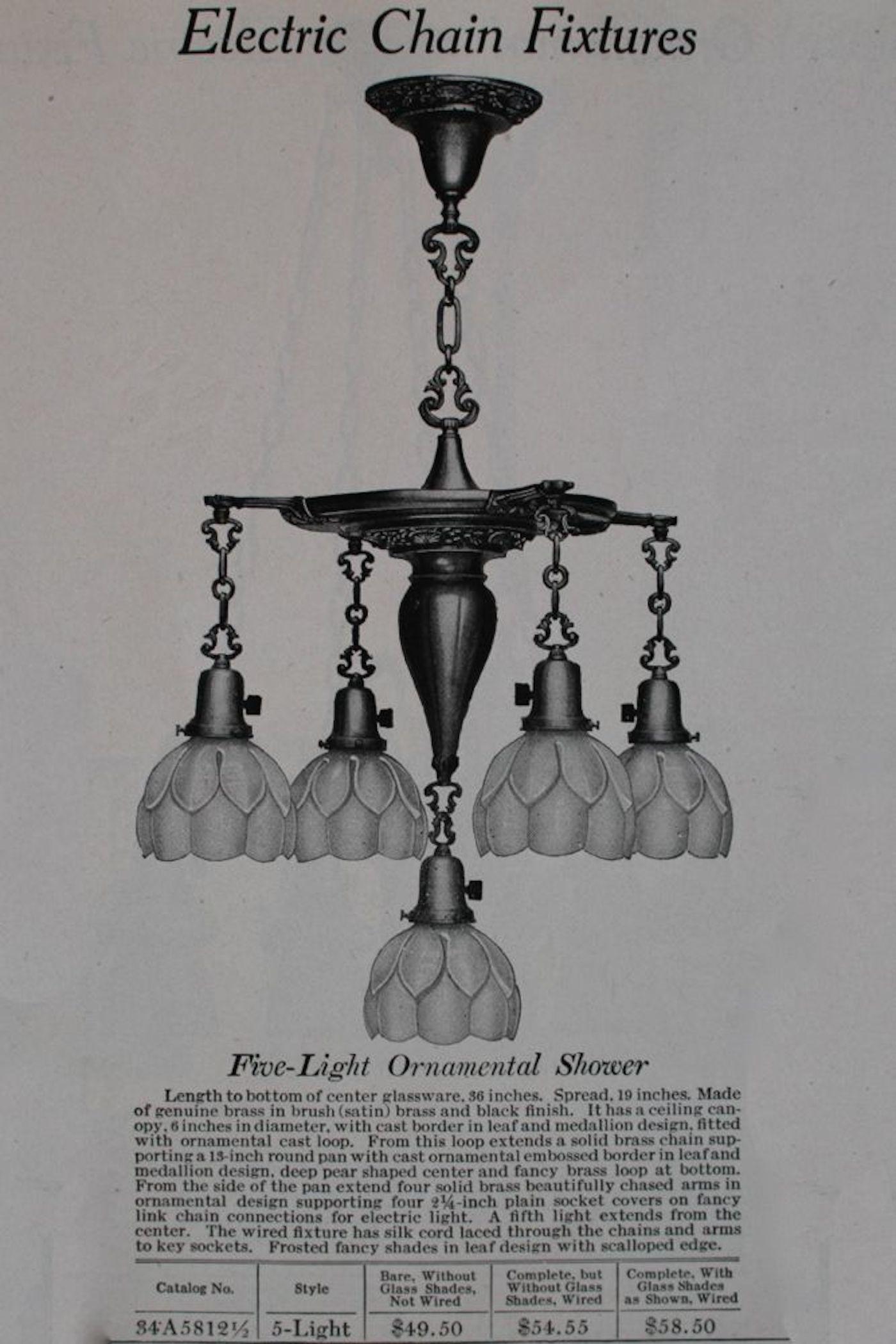 Vintage Lighting Fixtures Chicago
