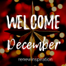 Welcome December, Holidays, Goal Setting, Motivation, Reflection, Journal Prompts