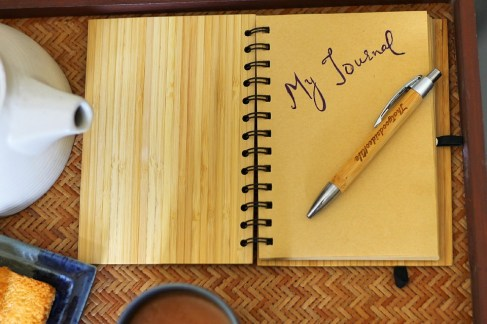 Journal, Writing, Gift, Friendship, Reflection, Renew Inspiration