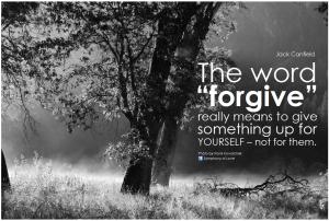 Unforgiving heart