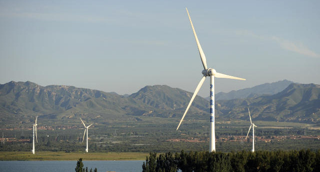 China Powers Entire Qinghai Province on 100% Renewables for One Week