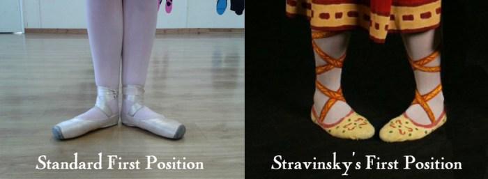 First Position Comparison