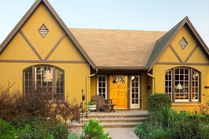 Best Exterior House Paint Color Combinations 05