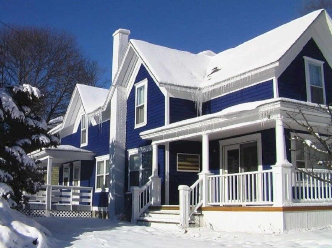 Best Exterior House Paint Color Combinations 06