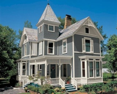 Best Exterior House Paint Color Combinations 11
