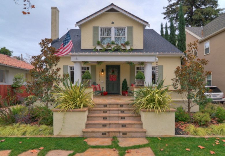 Best Exterior House Paint Color Combinations 15