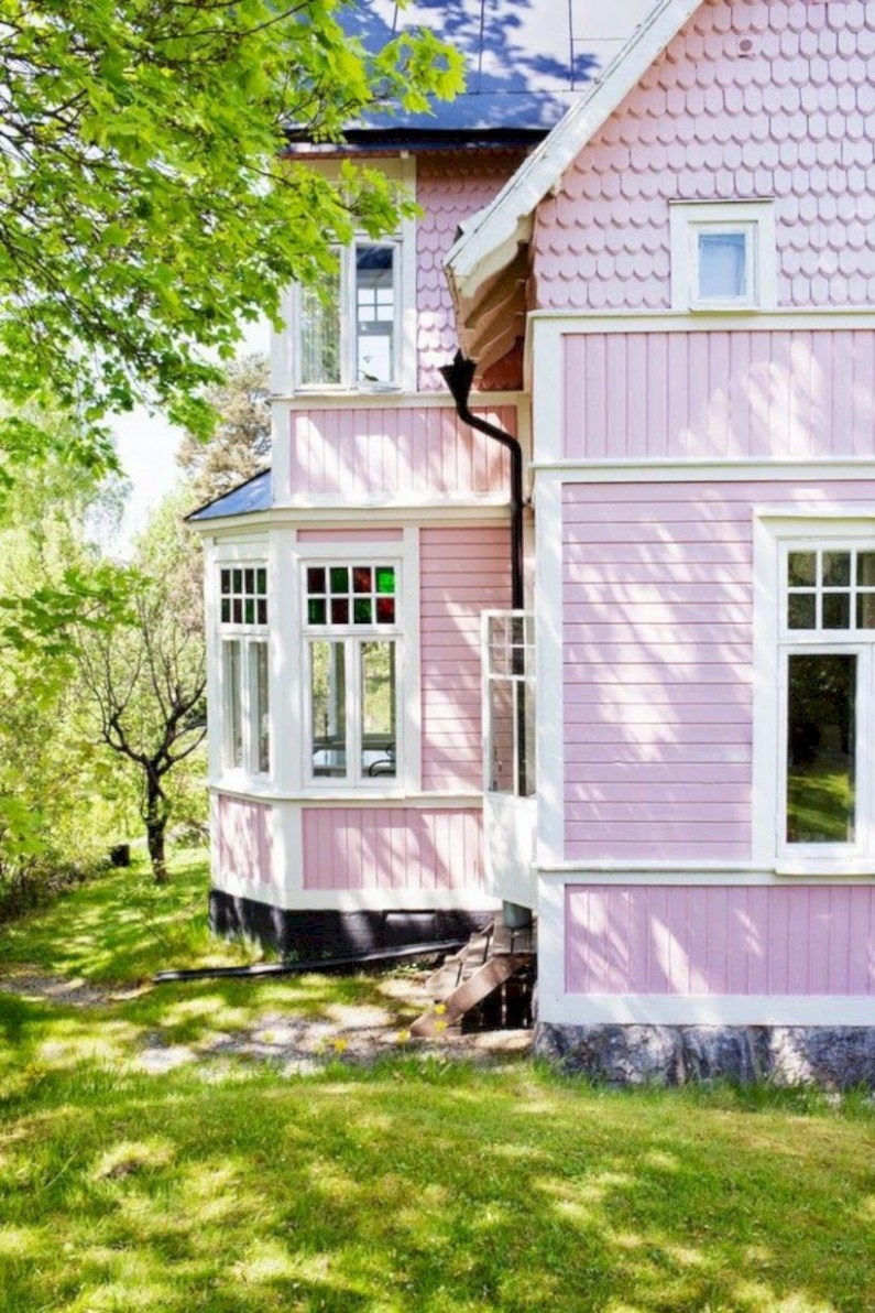 Best Exterior House Paint Color Combinations 20