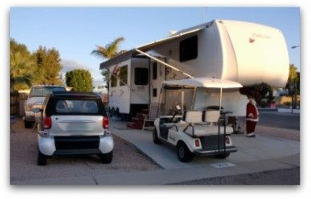 Best RV Full Time For As A Family 09