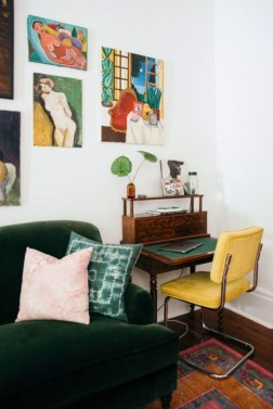 Bohemian Home Office Decor To Inspiration 22