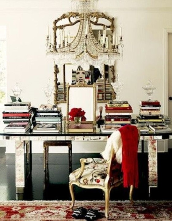 Bohemian Home Office Decor To Inspiration 24