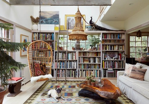 Bohemian Home Office Decor To Inspiration 25