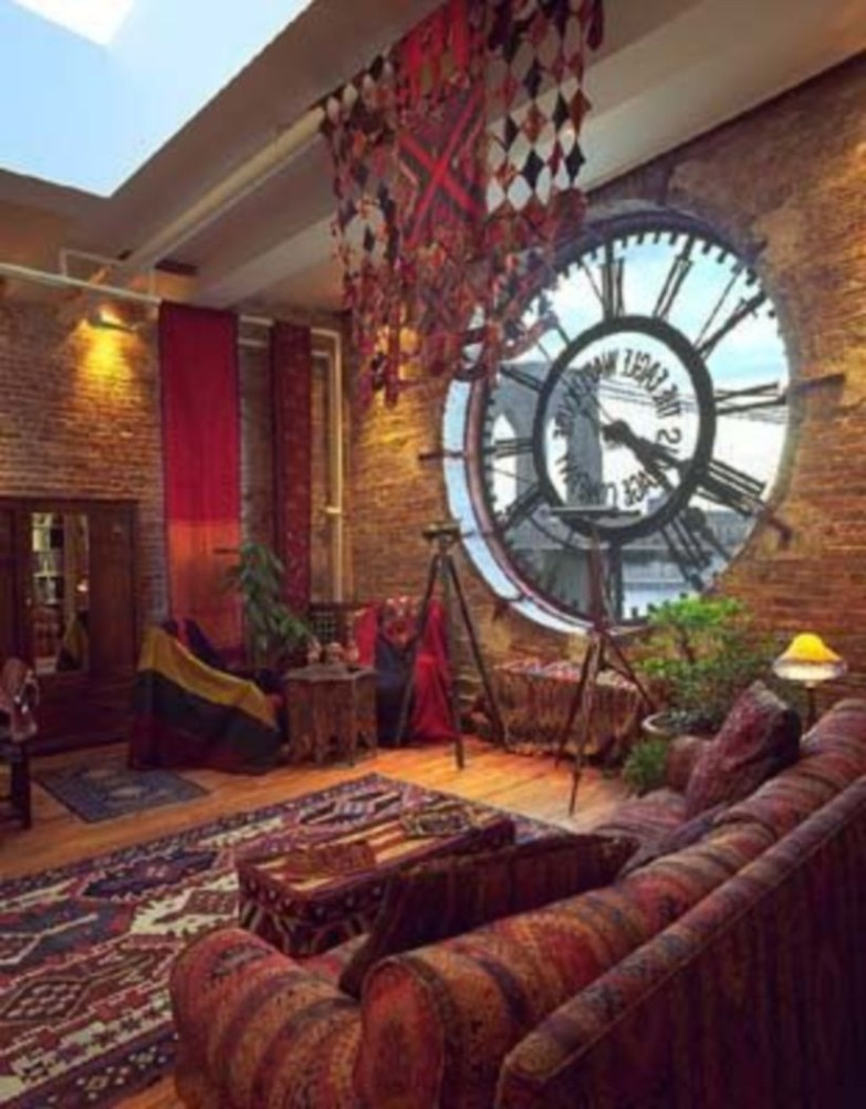 Bohemian Style Home Decor Ideas 08