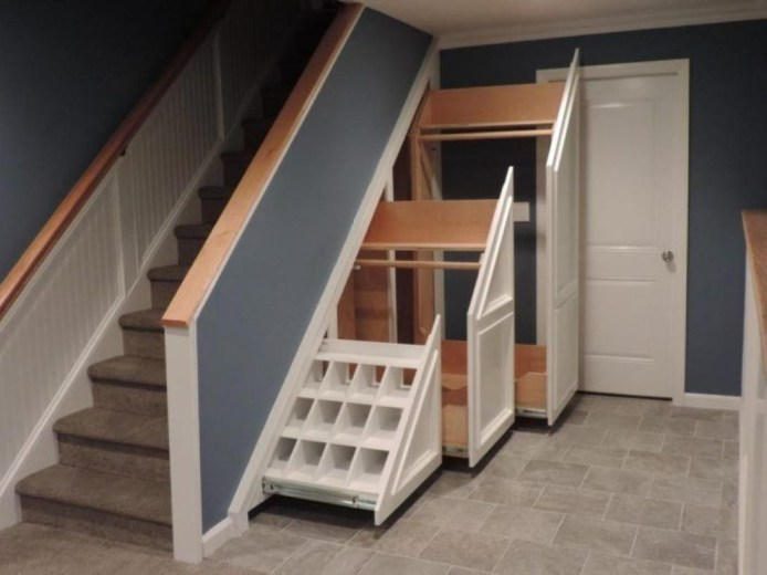 Clever Hidden Storage Solutions Ideas That Inspirer 12