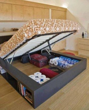 Clever Hidden Storage Solutions Ideas That Inspirer 48