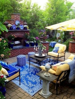 Color For Outdoor Space 28