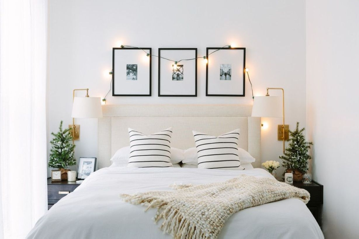 Cozy Bedroom Ideas For Your Tiny Apartment 10