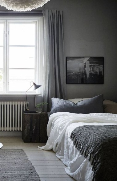 Cozy Bedroom Ideas For Your Tiny Apartment 15