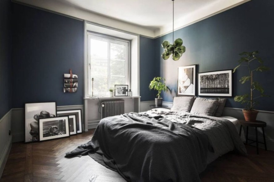 Cozy Bedroom Ideas For Your Tiny Apartment 29