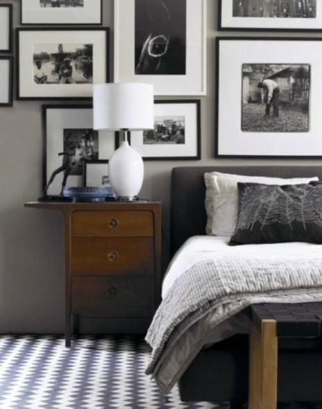 Cozy Bedroom Ideas For Your Tiny Apartment 30