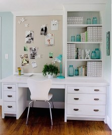 Craft Room Storage Projects For Your Home Office 05