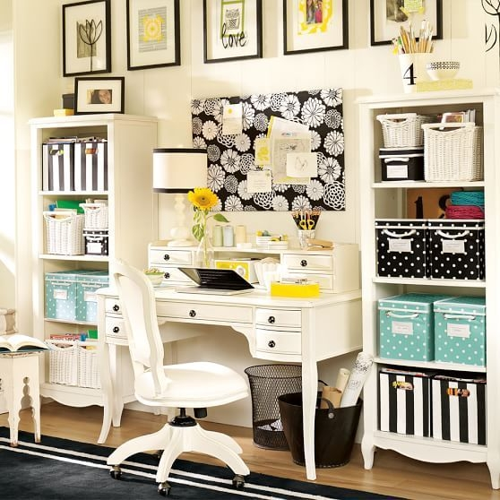 Craft Room Storage Projects For Your Home Office 14