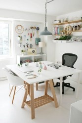 Craft Room Storage Projects For Your Home Office 19