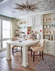 Craft Room Storage Projects For Your Home Office 22