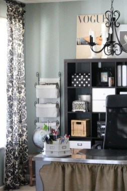 Craft Room Storage Projects For Your Home Office 31