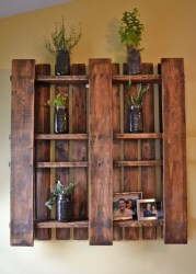 Easy DIY Ideas For Old Pallet Wood 03