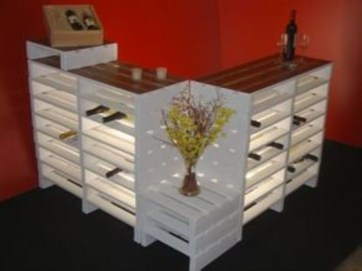 Easy DIY Ideas For Old Pallet Wood 12