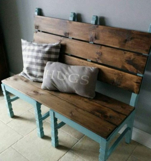 Easy DIY Ideas For Old Pallet Wood 14