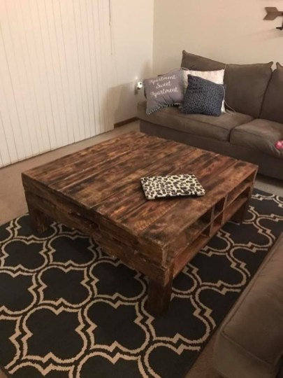 Easy DIY Ideas For Old Pallet Wood 17