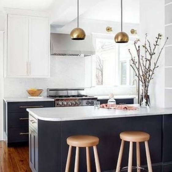 Fabulous Interior Design For Small Kitchen 34