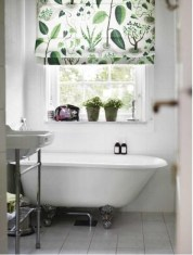 Lovely House Plants In The Bathroom22
