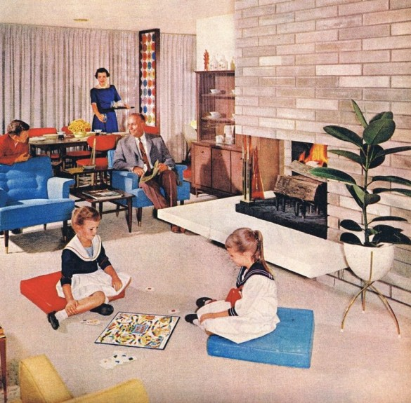 Mid Century Modern Furniture To Beautify Your Home 40