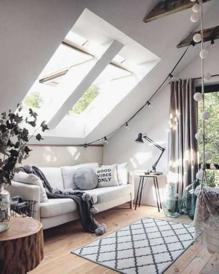 Neat And Cozy Living Room Ideas For Small Apartment 36