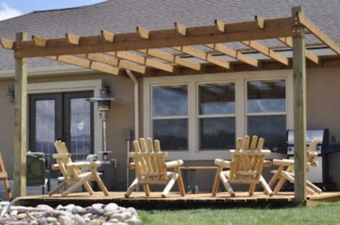 Pergola Ideas To Keep Cool This Summer 06