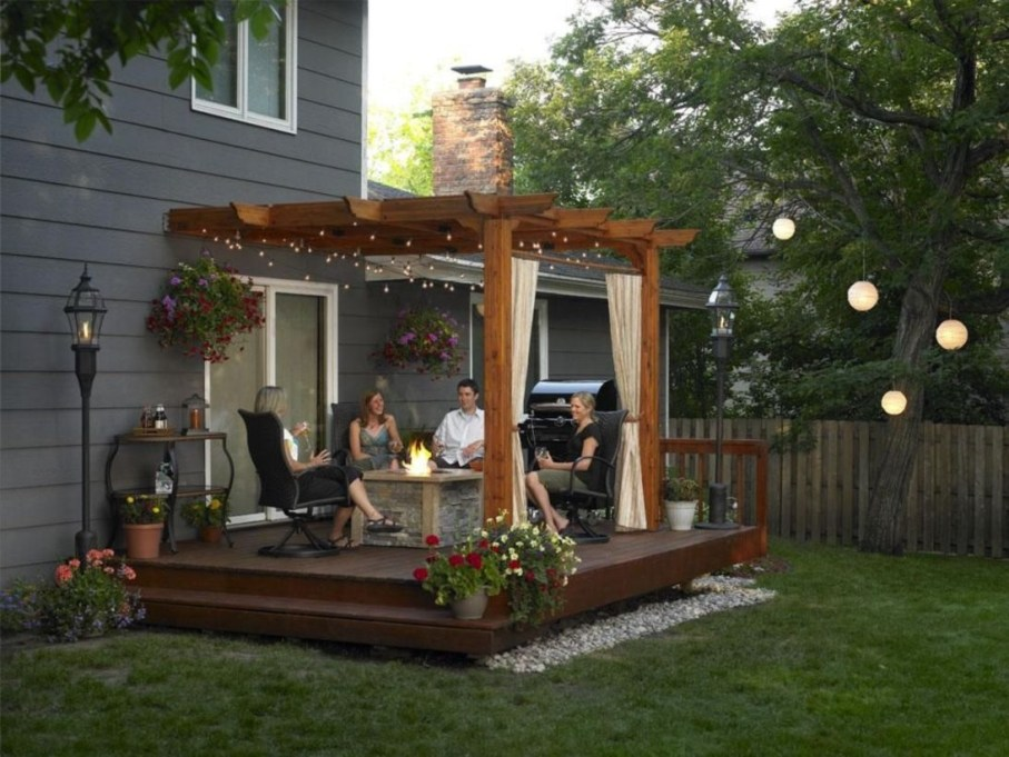 Pergola Ideas To Keep Cool This Summer 27