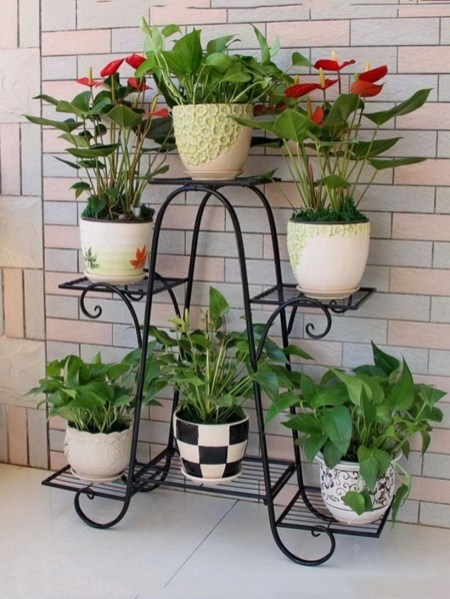 Plant Stand Design For Indoor Houseplant 27