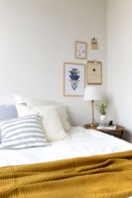 Scandinavian Bedroom Ideas That Are Modern And Stylish 21