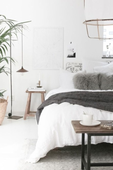 Scandinavian Bedroom Ideas That Are Modern And Stylish 24