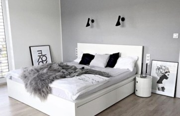Scandinavian Bedroom Ideas That Are Modern And Stylish 31