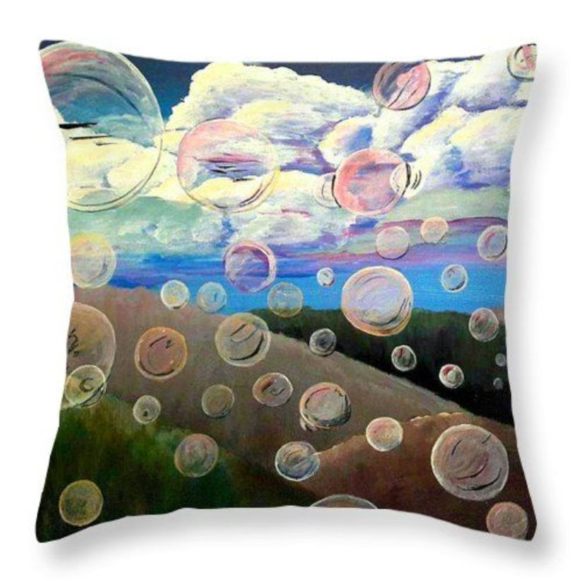 Set Art Throw Pillow In Your Home Decoration 29